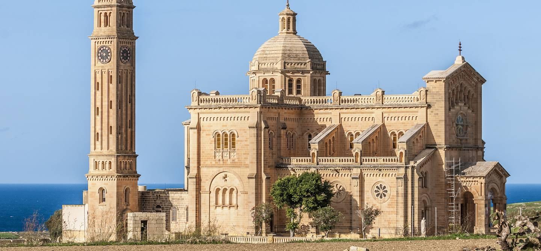 Basilique de Ta'Pinu - Ile de Gozo - Malte