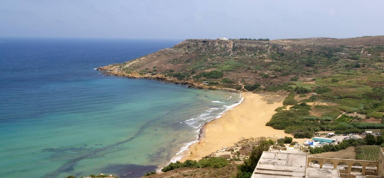 Ramla Bay - Ile de Gozo - Malte