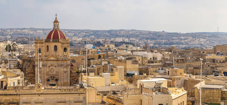 Victoria - île de Gozo - Malte