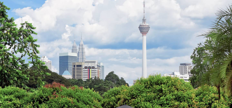 Tour Menara - Kuala Lumpur - Malaisie
