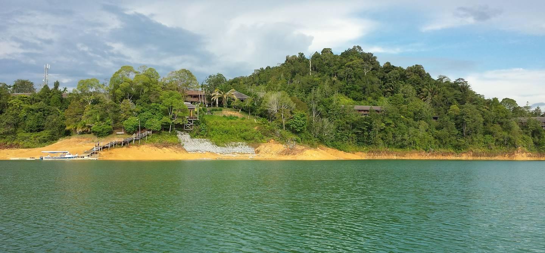 Le parc national de Batang Ai - Bornéo - Malaisie