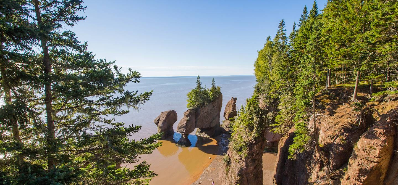 Hopewell Rocks - Nouveau-Brunswick - Canada