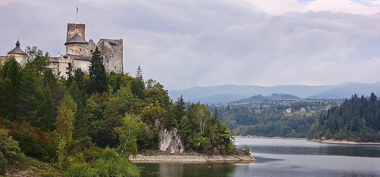 Château de Dunajec - Pologne