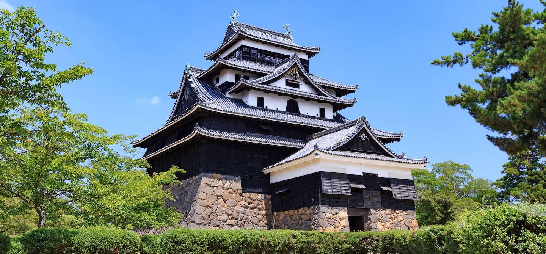 Château de Matsue - Préfecture de Shimane - île Honshu - Japon