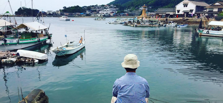 Le village de pêcheurs de Tomonoura - Préfecture de Hiroshima - Ile de Honshu - Japon