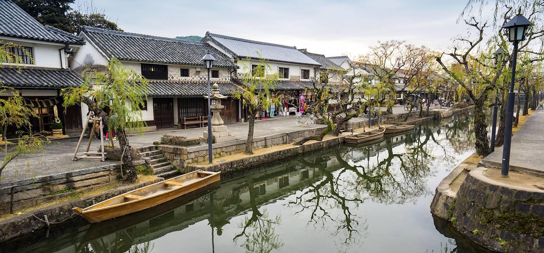 Kurashiki - Préfecture d'Okayama - île d'Honshu - Japon