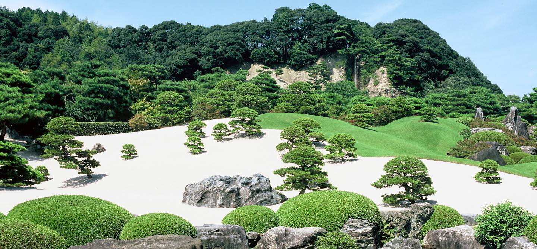 Jardins du Adachi Museum of Art - Yasugi - Japon