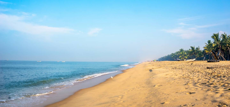 Plage de Mararikulam - Kerala - India