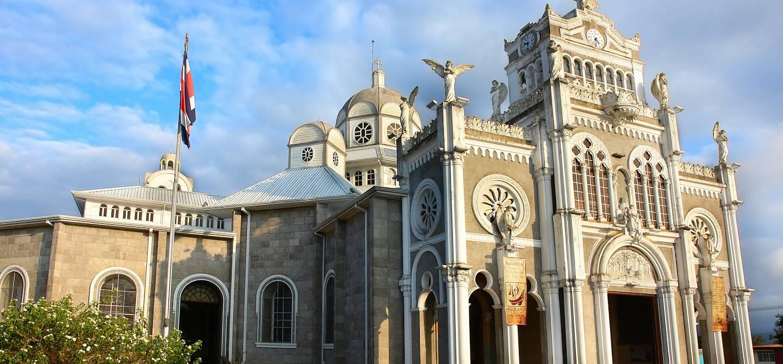 Basilique de Nuestra Señora de Los Ángeles à Cartago - Costa Rica