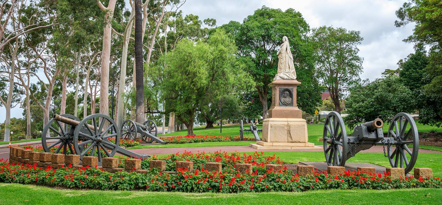 Kings Park and Botanic Garden - Perth - Australie