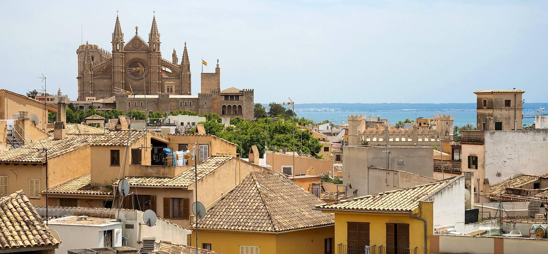 Centre historique de Palma de Majorque - Baléares - Espagne