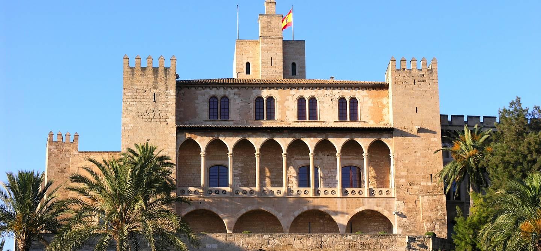 Palau de l'Almudaina - Majorque - Baléares