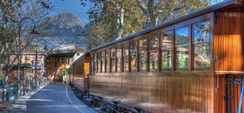 Train de Soller - Majorque - Baléares