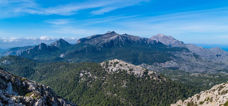 La Serra de Tramuntana - Majorque - Les Baléares