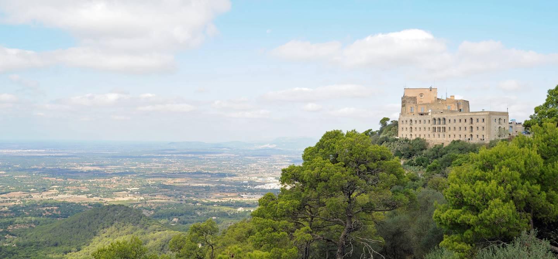 Puig de San Salvador - Serra de Llevant - Majorque - Les Baléares