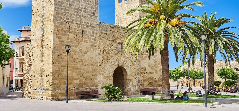 La Porte del Muelle - Alcudia - Majorque - Les Baléares