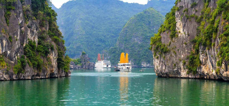 Baie d'Halong - Province de Quang Ninh - Vietnam