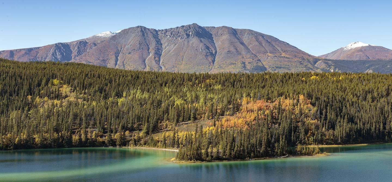 Lac Emerald - Yukon - Canada