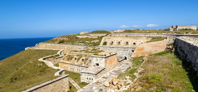 Mola de Menorca - Minorque - Les Baléares
