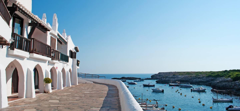 Binibeca Vell - Minorque - Îles Baléares - Espagne