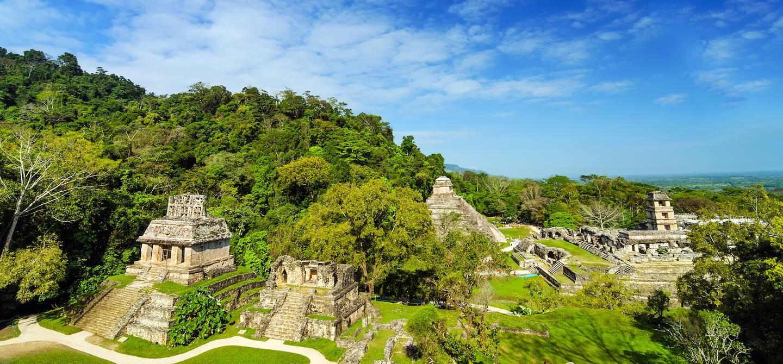Site Maya de Palenque - Chiapas - Mexique