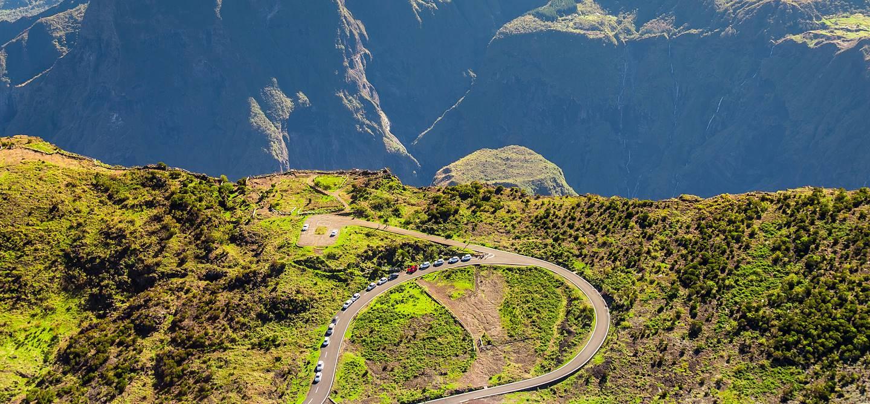 Route forestière des Avirons à Maïdo - Les Avirons - Réunion