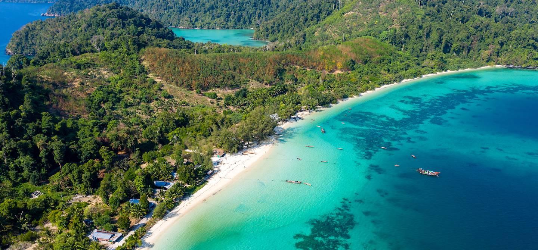 Îles Mergui - Birmanie