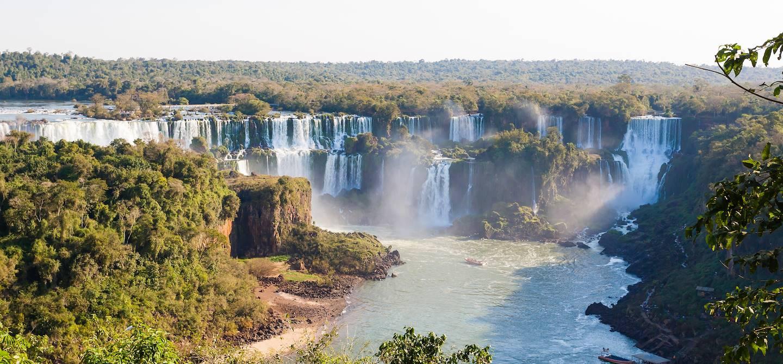 Les chutes d'Iguaçu - Province de Misiones - Argentine