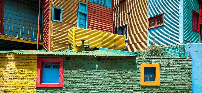 Quartier de La Boca - Buenos Aires - Argentine