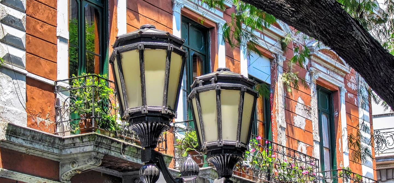 Quartier San Telmo - Buenos Aires - Argentine