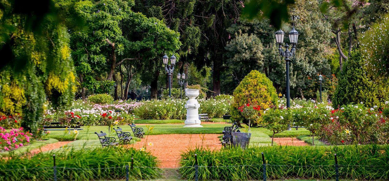 Parque Tres de Febrero - Palermo - Buenos Aires - Argentine