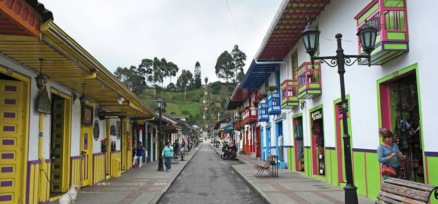 Salento - Département de Quindio - Colombie