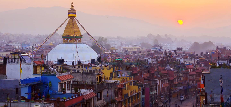 Bodnath - Katmandou - Népal
