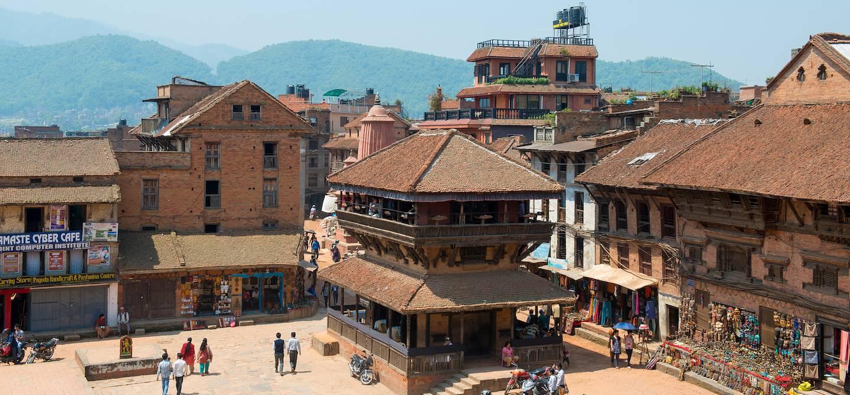 Taumadhi Tole - Bhaktapur - Népal