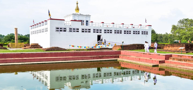 Temple Maya Devi - Lumbini - Népal
