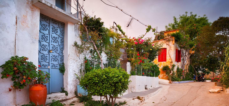 Anafiotika - Athènes - Grèce