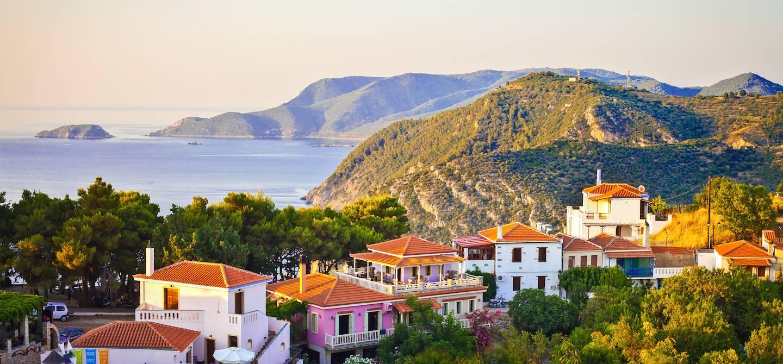 Village d'Alonissos - Grèce