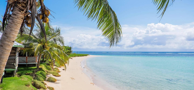 Plage de Manase - Savaii - Samoa