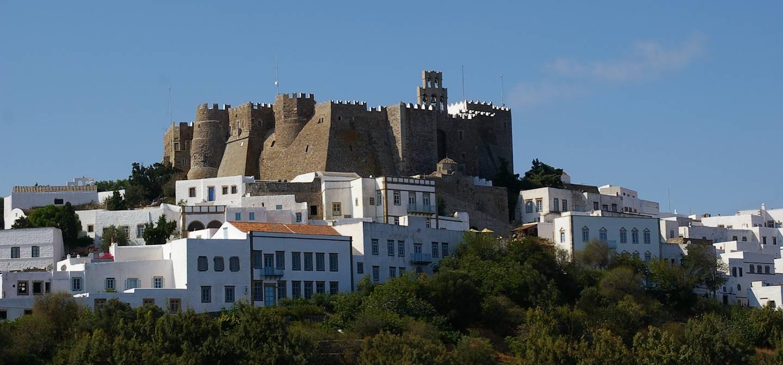 Monastère de Chora - Patmos - Grèce