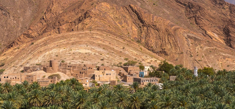 Birkat al Mouz - Oman
