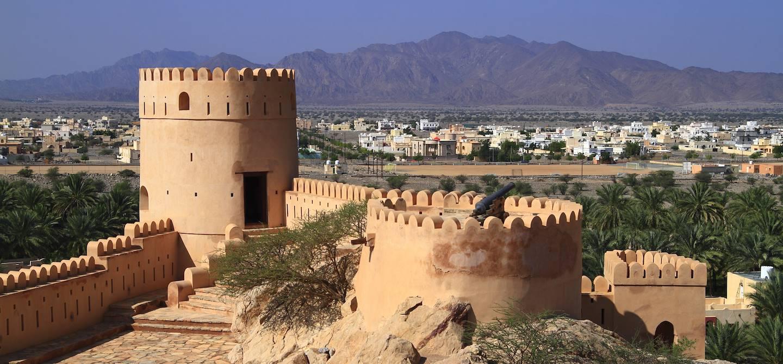 Fort de Nakhl - Oman