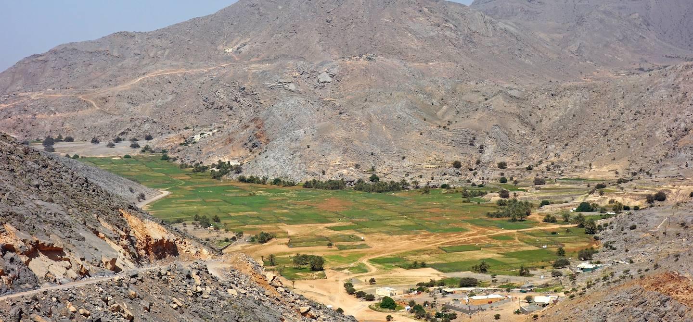 Jebel al Harim - Oman