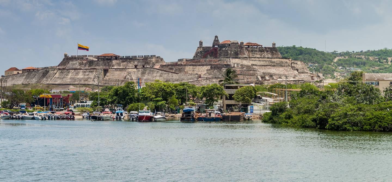 Château de San Felipe de Barajas - Cartagena - Colombie
