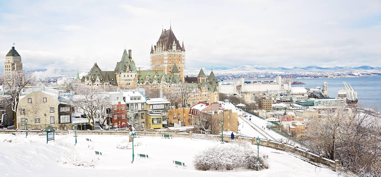 Ville de Québec - Canada