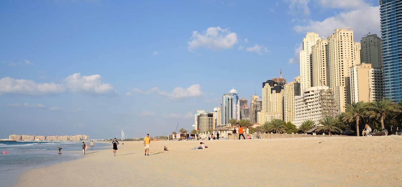 Jumeirah Beach - Dubai - Emirats Arabes Unis