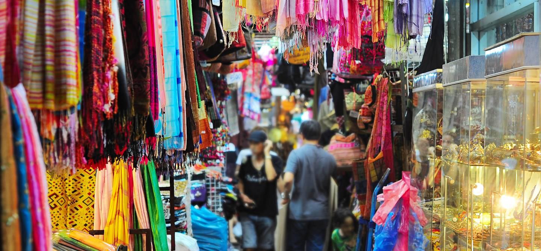 Le marché de Chatuchak - Bangkok - Thaïlande