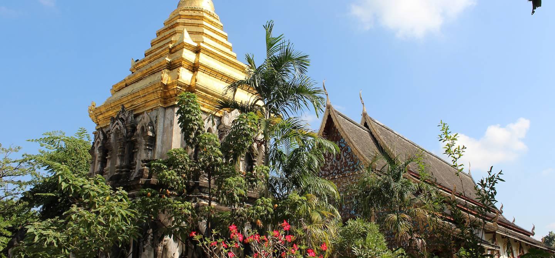 Le Wat Phrathat Doi Suthep - Chiang Mai - Thaïlande