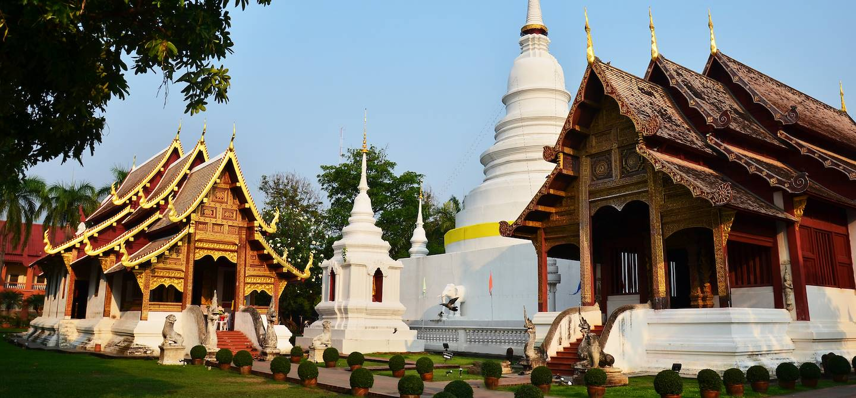 Wat Phra Sing - Chiang Mai - Thaïlande