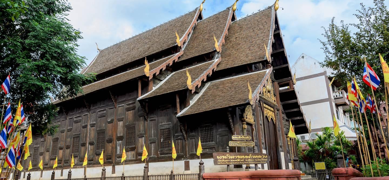 Wat Pan Tao - Chiang Mai - Thaïlande