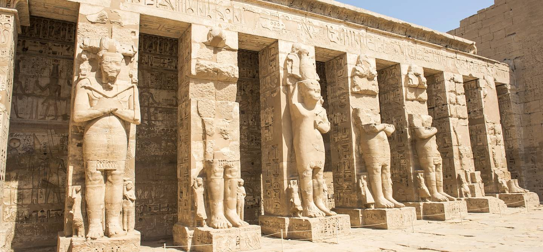 Medinat Habou - Louxor - Egypte